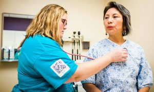 Uninsured Women Given Free Breast and Cervical Cancer Screenings at Loyola's See, Test & Treat® Event