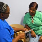HRCHC Director of Nursing Shares See, Test & Treat Experience